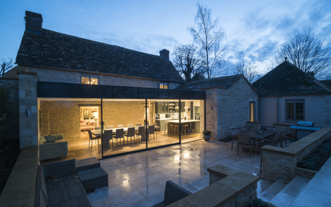 CONTEMPORARY COTSWOLDS – EASTABROOK ARCHITECTS