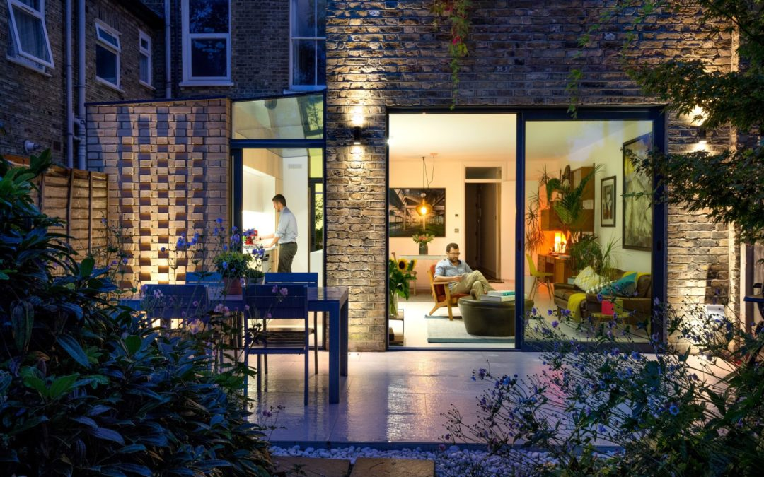 HACKNEY LEAN TO EXTENSION – CCASA ARCHITECTS