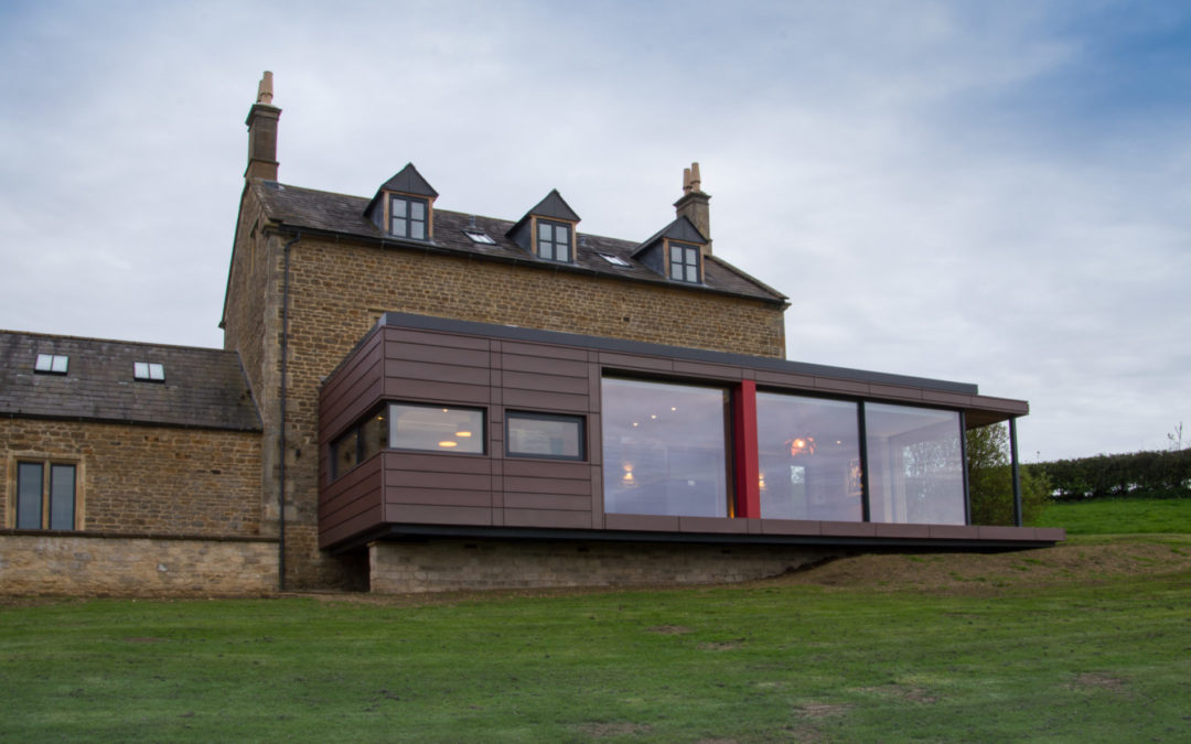 WARWICKSHIRE FARMHOUSE MODERN EXTENSION – HAYWARD SMART ARCHITECTS